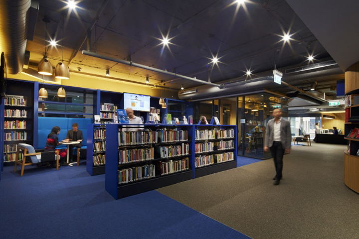 Australian Institute of Management Library