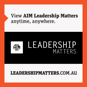 AIM Leadership Matters